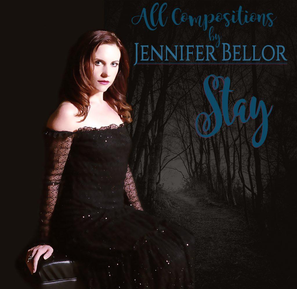 Jennifer Bellor - Album Cover STAY